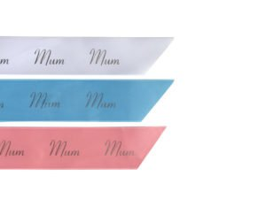 Memory Bear - Personalized ribbon