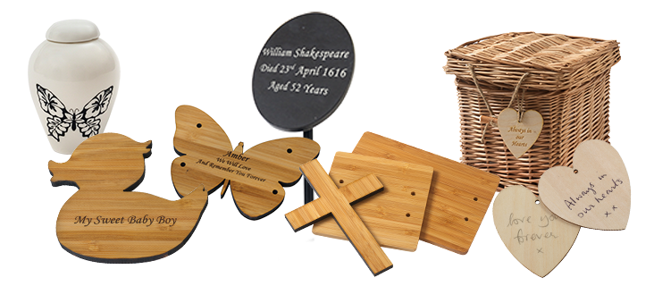 Memorial Plaques & Tags
